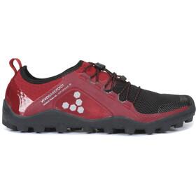 Vivobarefoot Primus Trail SG Mesh - Zapatillas running Mujer - rojo/negro